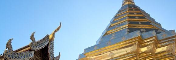 Wat Doi Suthep, Chiang Mai, Thailand