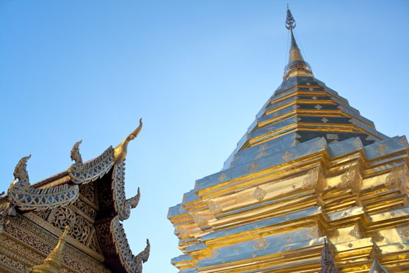 Wat Doi Suthep, Chiang Mai, Thailand
