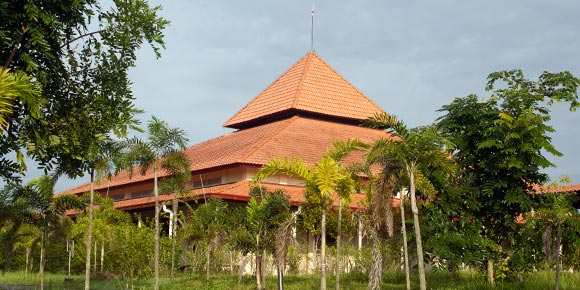 Vipassana meditation centre, Gambang, Malaysia