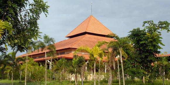 Vipassana meditation centre, Gambang, Malaysia