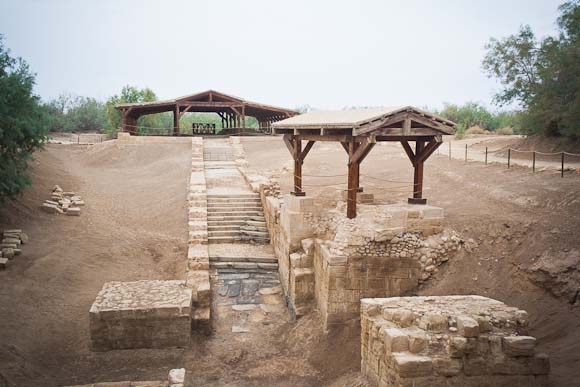 Baptism site of Jesus, Jordan River