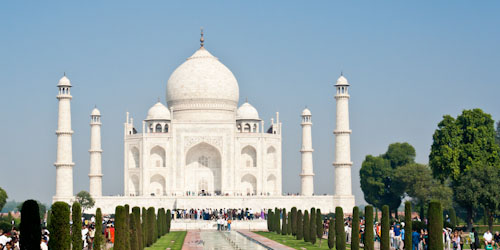 Taj Mahal, World Wonder
