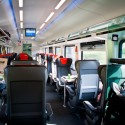 1st class seating in Austria Railjet trains