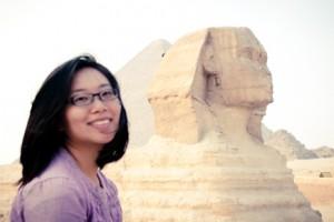 Sphinx & Pyramids, Egypt